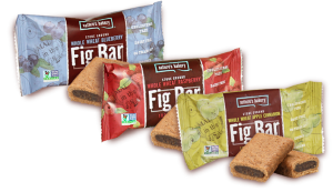 Nature's Bakery Fig Bars come in a great variety of flavors, can be bought in bulk, and are tasty for any meal of the day.