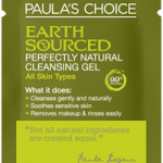 Sample size facial cleanser