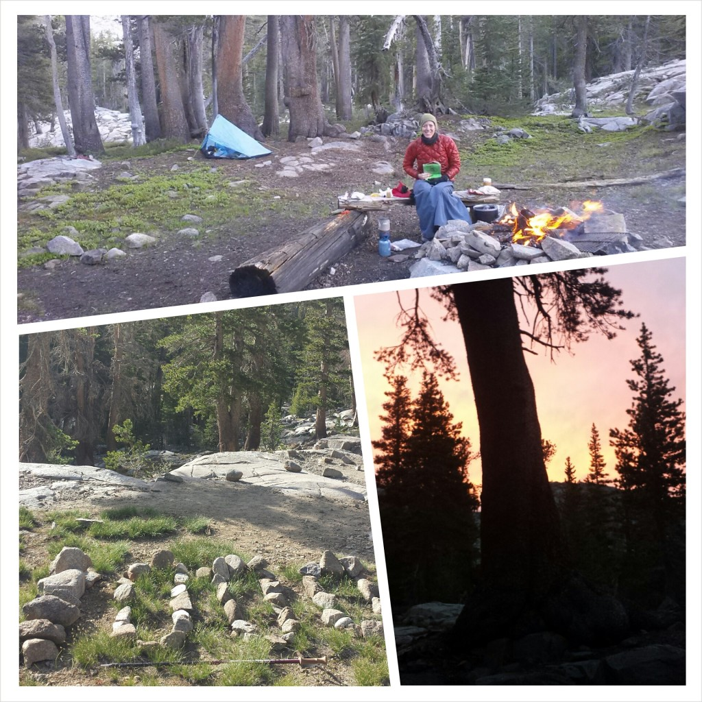 PCT Section I Toiyabe National Forest Hoover Wilderness 1000 miles