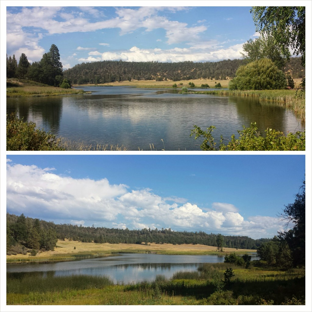PCT Section N Lassen National Forest Crystal Lake Fish Hatchery