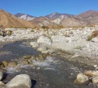 PCT Section C San Bernardino National Forest Whitewater River