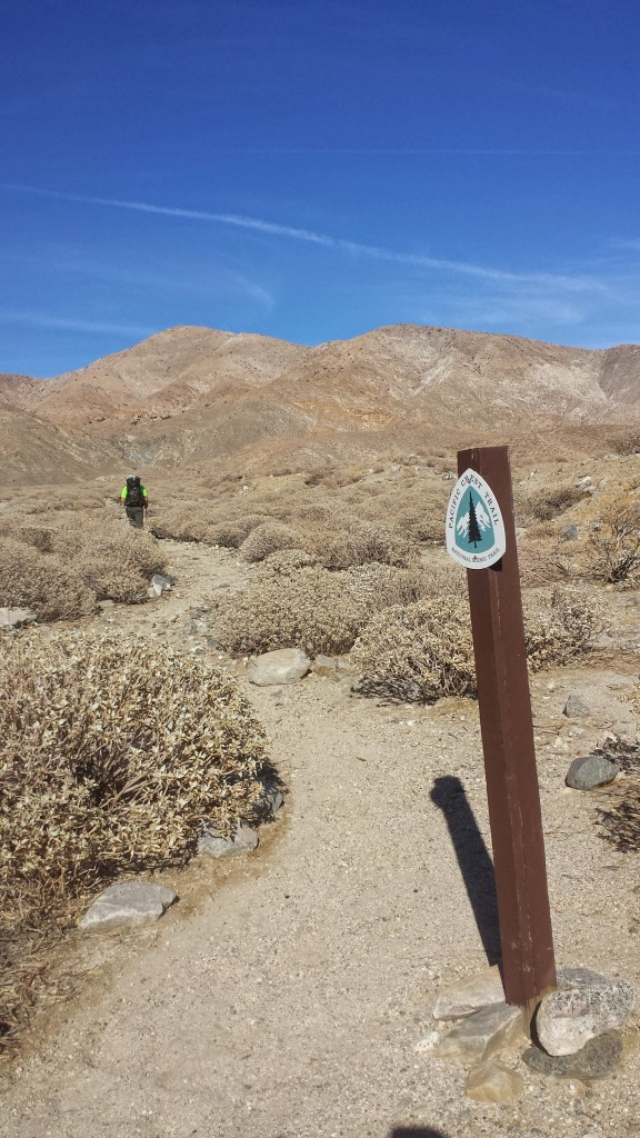 PCT Section C San Gorgonio Wilderness Cabazon