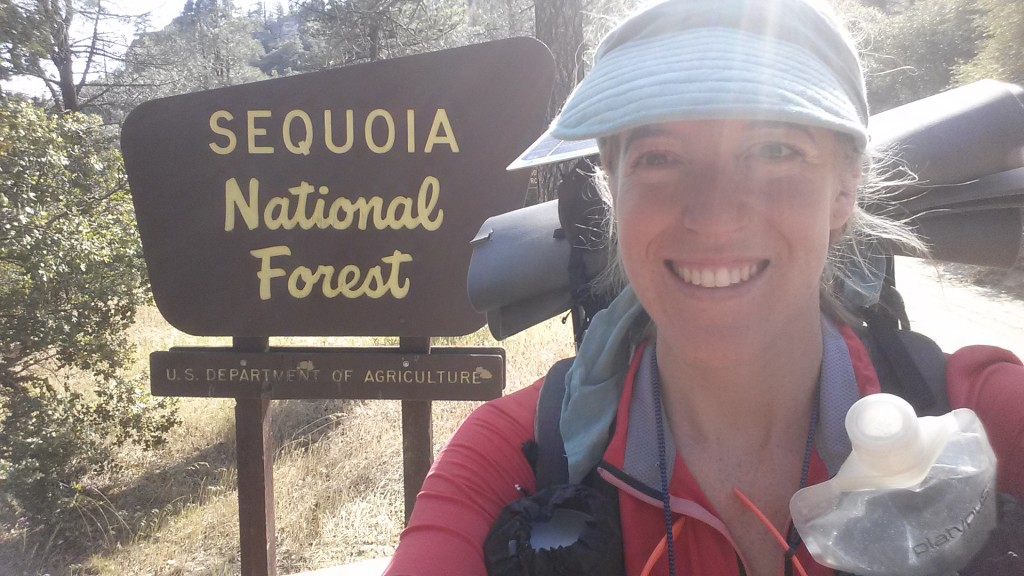 PCT Section F Sequoia National Forest Piute Mountains