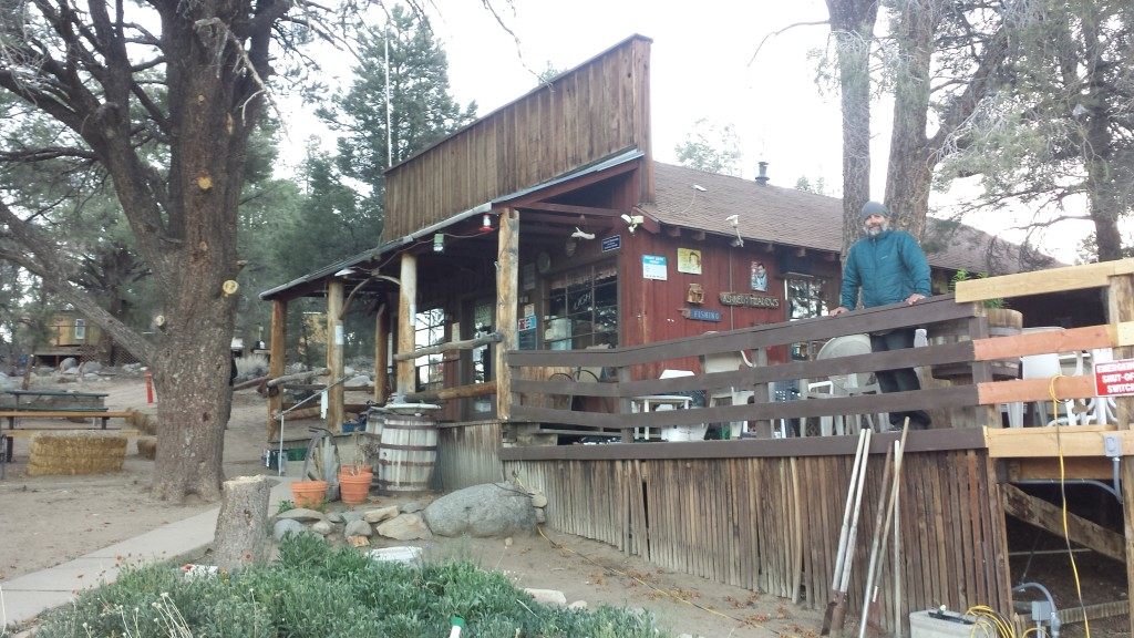 PCT Section G Sequoia National Park Kennedy Meadows General Store