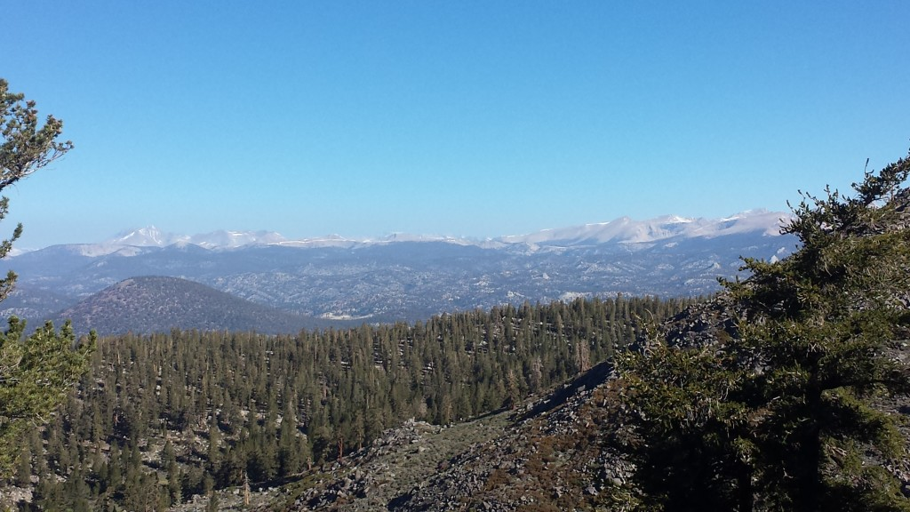 PCT Section G Sequoia National Forest