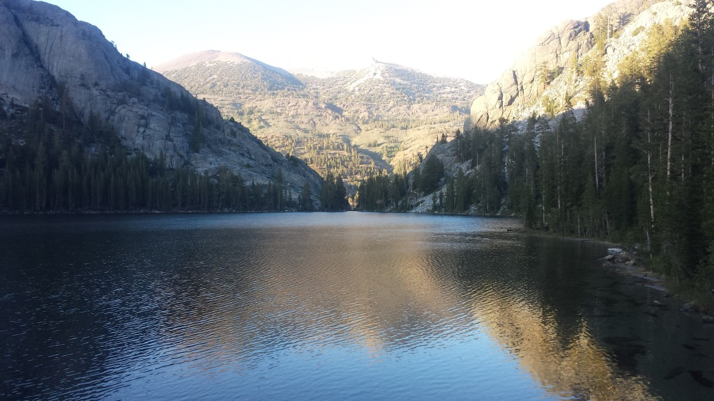 PCT Section H Ansel Adams Wilderness Shadow Lake