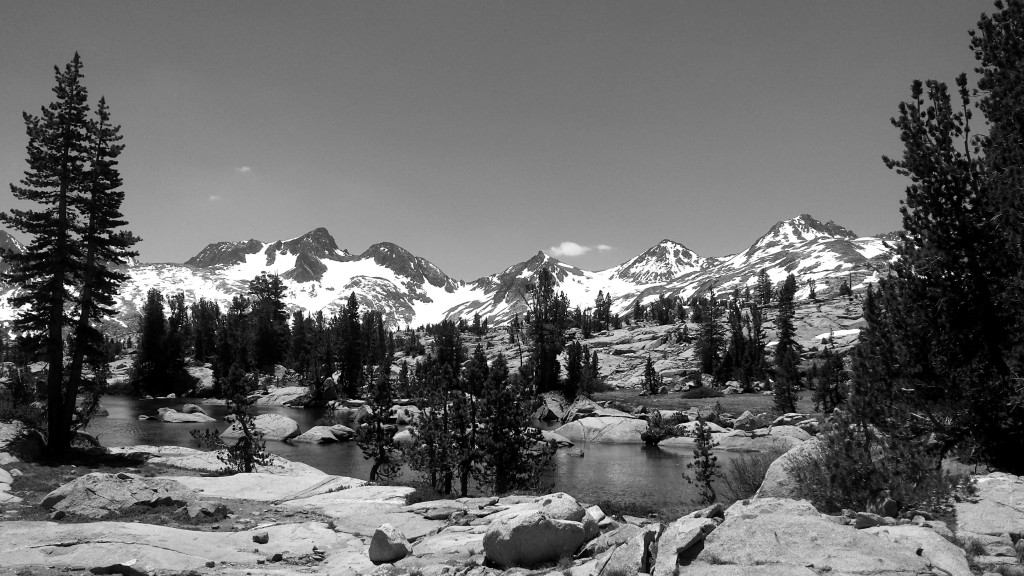PCT Section H Ansel Adams Wilderness