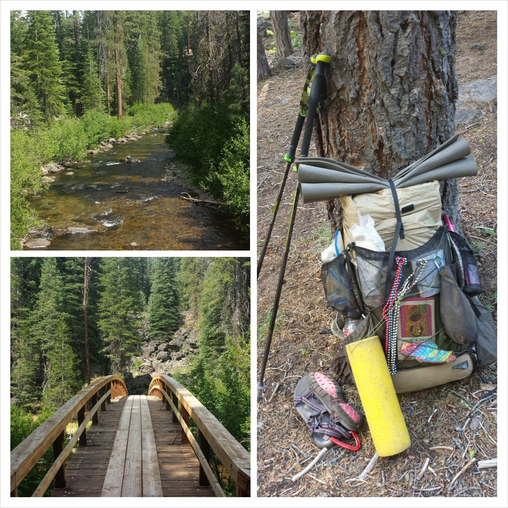 PCT Section N Lassen National Forest North Fork Feather River