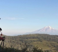 PCT Section O Shasta Trinity National Forest Mount Shasta