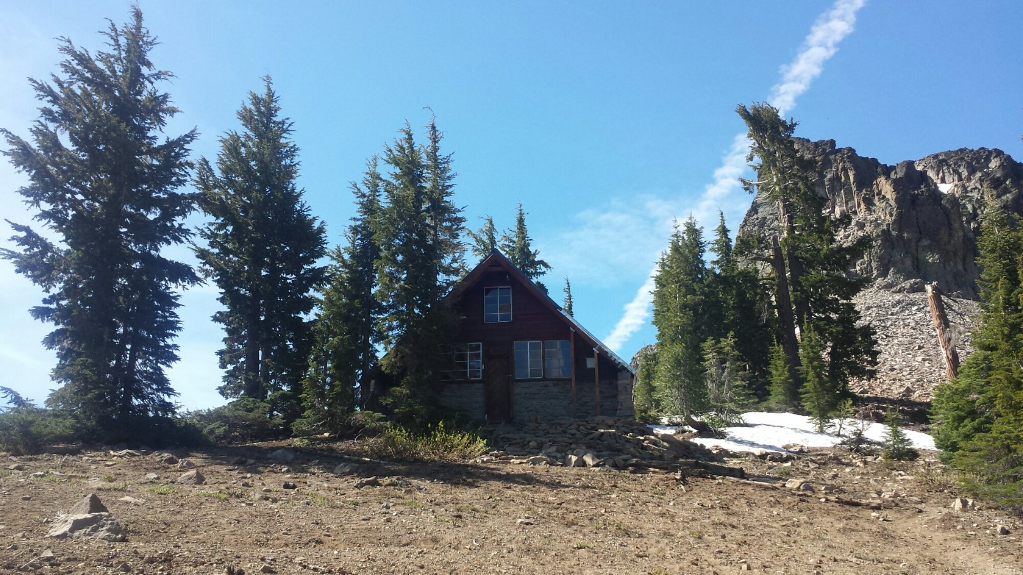 The Sierra Club Benson Hut