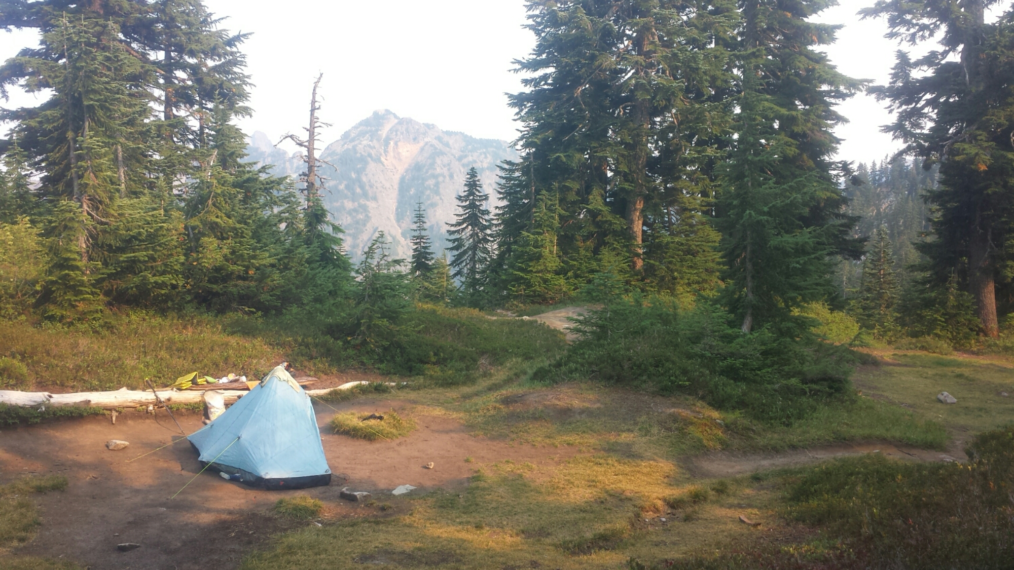 Camping near Ridge Lake