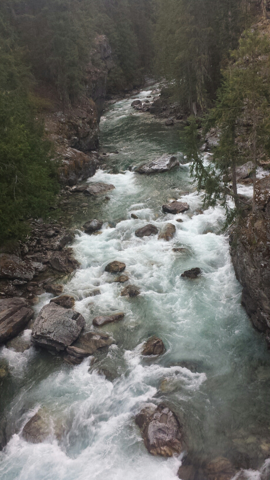 The Stehekin River