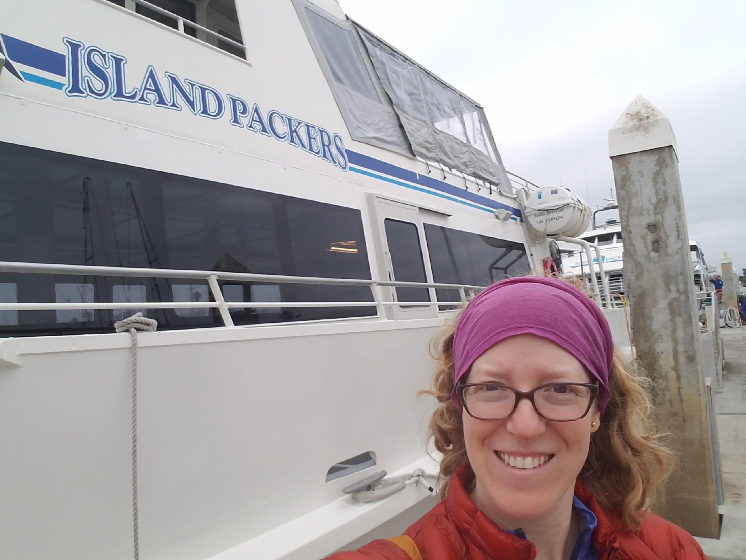 Island Packers Ferry