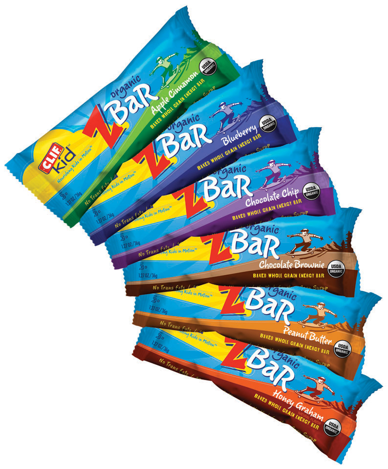 $0.19 Clif Kid ZBar at Whole F...